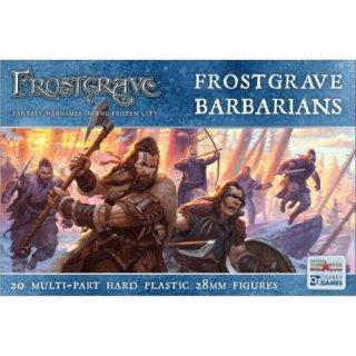 Frostgrave: Barbarians Box (20)