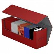 Ultimate Guard: Arkhive 400+ Standard Size Xenoskin (Rot)