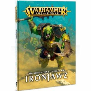 Warhammer Age Of Sigmar: Destruction Battletome - Ironjawz Hardcover (EN)