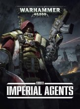 Warhammer 40.000 Codex: Imperial Agents (Softcover) (DE)