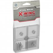 Star Wars: X-Wing Miniatures Game Bases and Pegs