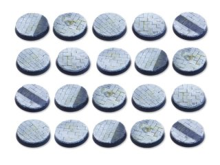Flagstone Bases 32mm DEAL (20)