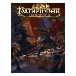 Pathfinder 1. Edition: Handbuch - Helden der Adelshöfe (DE)