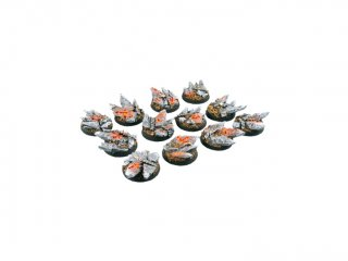 Chaos Bases Round 25mm (5 Stk)