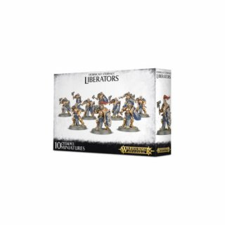 Warhammer Age Of Sigmar: Stormcast Eternals - Liberators