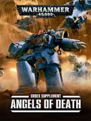 Warhammer 40.000 Codex-Ergänzung: Angels of Death Softcover (DE)