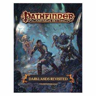 Pathfinder 1. Edition: Campaign Setting - Darklands Revisited (EN)