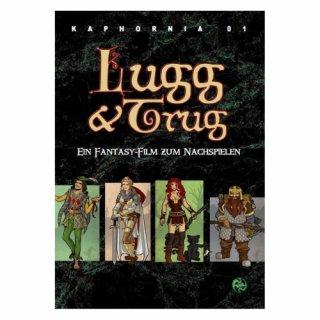 Abenteuer in Kaphornia: 01 - Lugg & Trug (DE)