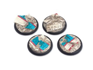 Temple of Isis Bases 40mm RL