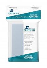 Precise-Fit Side-Loading Sleeves (Transparent) 100 Stk