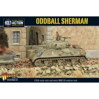 Bolt Action - Oddball Sherman