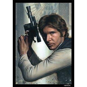 Art-Hüllen Star Wars Han Solo Limited Edition Standard Size (50 Stk)