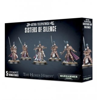 Warhammer 40.000 The Horus Heresy: Astra Telepathica - Sisters of Silence