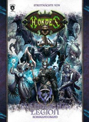Streitmächte von Hordes: Everblights Legion - Kommandoband (DE)