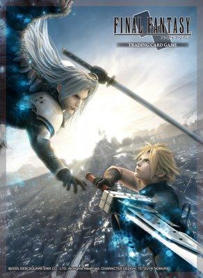 Sleeves - Final Fantasy VII Advent Children - Cloud & Sephiroth (60 Stk)