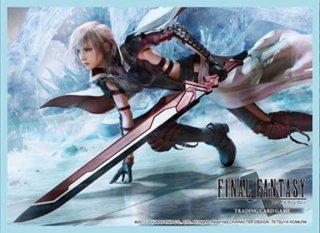 Sleeves - Final Fantasy XIII - Lightning (60 Stk)