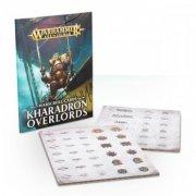 Warhammer Age of Sigmar: Warscroll Cards - Kharadron...