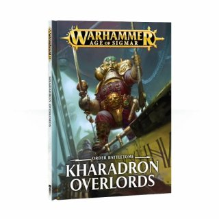 Warhammer Age Of Sigmar: Order Battletome - Kharadron Overlords (FR)