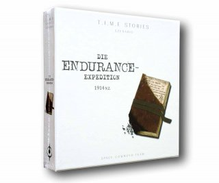 T.I.M.E Stories: Szenario - Die Endurance-Expedition