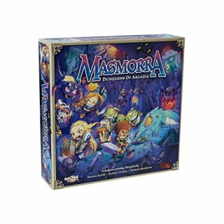 Masmorra: Dungeons of Arcadia (EN)
