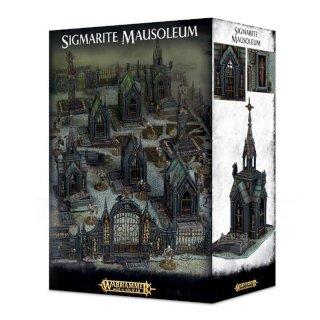 Warhammer Age Of Sigmar: Sigmarite Mausoleum