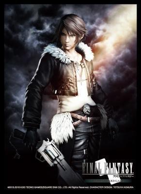 Sleeves - Dissidia Final Fantasy VIII - Squall (60 Stk)