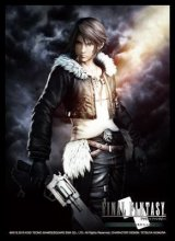 Sleeves - Dissidia Final Fantasy VIII - Squall (60 Stk)