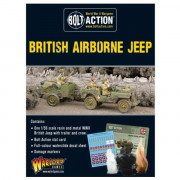 Bolt Action - British Airborne Jeep
