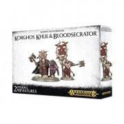 Warhammer Age of Sigmar: Khorne Bloodbound - Korghos Khul...