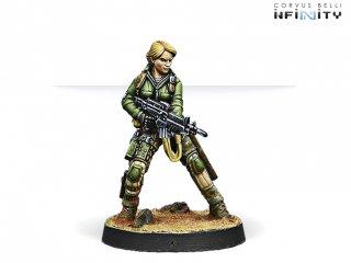 Corvus Belli: Infinity - 6th Airborne Ranger Reg. (Molotok)