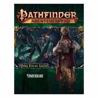 Pathfinder 1. Edition: Abenteuerpfad - Was Ewig Liegt Sonderband (DE)