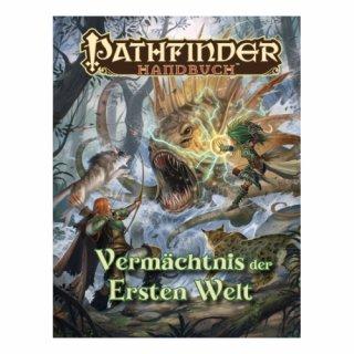 Pathfinder 1. Edition: Handbuch - Vermächtnis der Ersten Welt (DE)