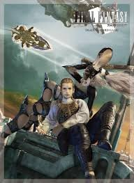 Sleeves - Final Fantasy XII - Fran & Balthier (60 Stk)