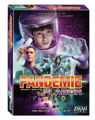 Pandemic - Im Labor - Erweiterung