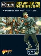 Bolt Action - Finnish Officer Sniper Team / Blister