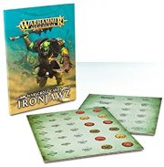 Warhammer Age of Sigmar: Warscroll Cards - Ironjawz (DE)