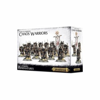 Warhammer Age of Sigmar: Slave to Darkness - Chaos Warriors