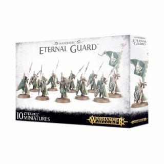 Warhammer Age Of Sigmar: Wanderers - Eternal Guard