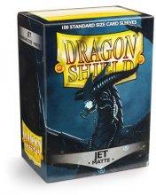 Dragon Shield: MATTE - Jet (100 ct. in Box)