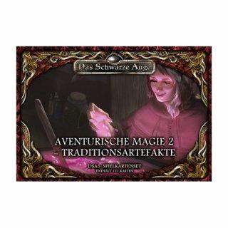 DSA5: Spielkartenset - Aventurische Magie 2 - Traditionsartefakte (DE)