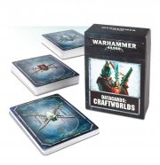 Warhammer 40.000: Cartes Techniques - Craftworlds (FR)