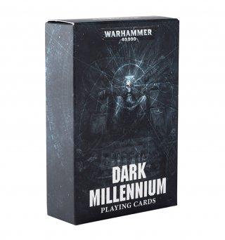 Warhammer 40.000: Dark Millennium Playing Cards / Spielkarten (ENG)