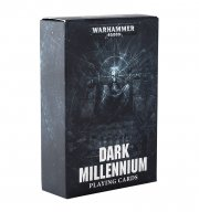 Warhammer 40.000: Dark Millennium Playing Cards /...