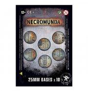 Necromunda: 25mm Bases (10)