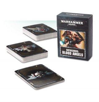 Warhammer 40.000: Datacards - Blood Angels (EN)