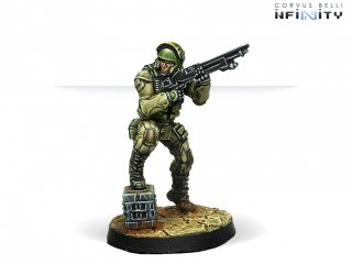Corvus Belli: Infinity - Intel Spec-Ops (Grunt Version)