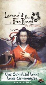 Legend of the Five Rings Das Schicksal kennt keine Geheimnisse
