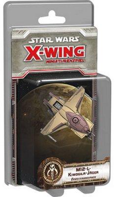 Star Wars: X-Wing - M12-L-Kimogila-Jäger