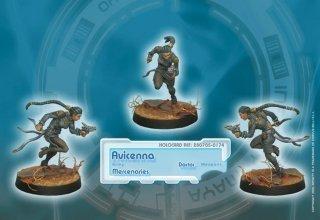 Corvus Belli: Infinity - Avicenna (Doctor)