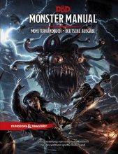 D&D Monster Manual Monsterhandbuch Deutsche Ausgabe